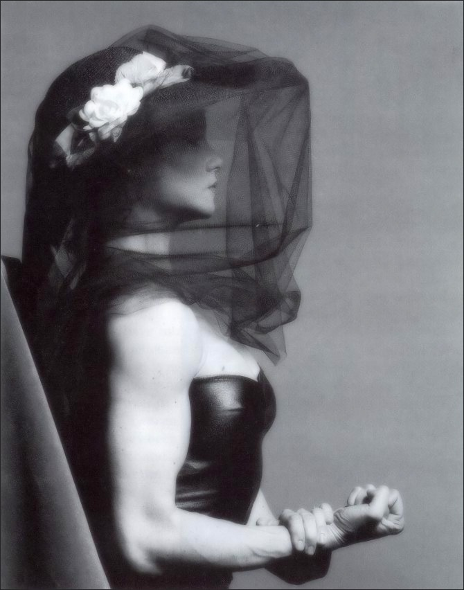 Sofia Coppola par le photographe homosexuel Robert Mapplethorpe