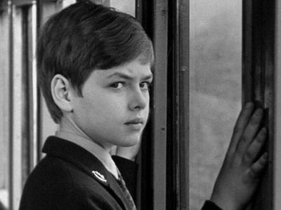 """Le jeune Alexandre dans le film """"Les Amitiés particulières"""" de Jean Delannoy"""
