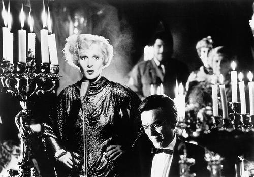"Film ""le Secret de Veronika Voss"" de Rainer Werner Fassbinder"
