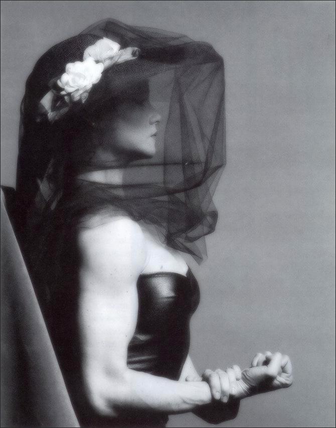 Sofia Coppola par le photographe homosexuel Robert Mapplethorpe