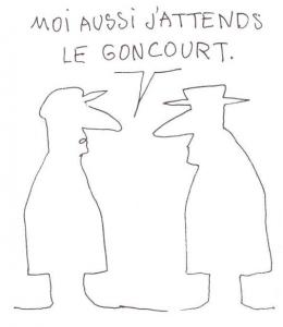 ARTISTE 17 Copi Monde fantastique Goncourt