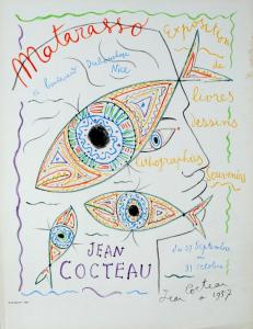 ARTISTE 7 Cocteau