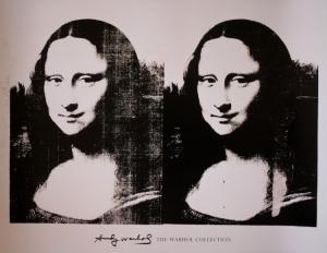 La Joconde d'Andy Warhol