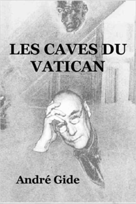 BLASPHÈME Caves du Vatican