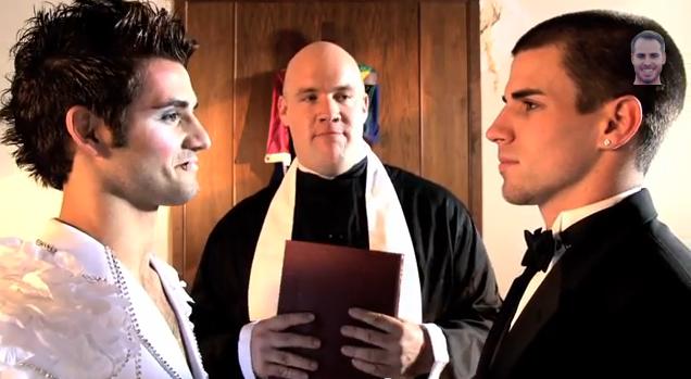 """Vidéo-clip de la chanson """"Only Gay In The World"""""""
