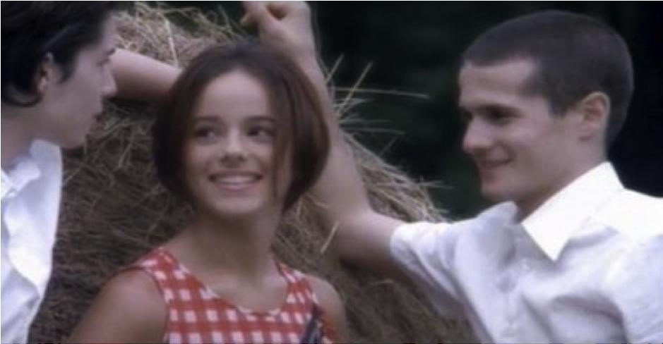 """Vidéo-clip de la chanson """"Gourmandises"""" d'Alizée"""