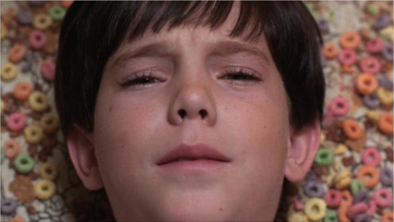 "Film ""Mysterious Skin"" de Gregg Araki"
