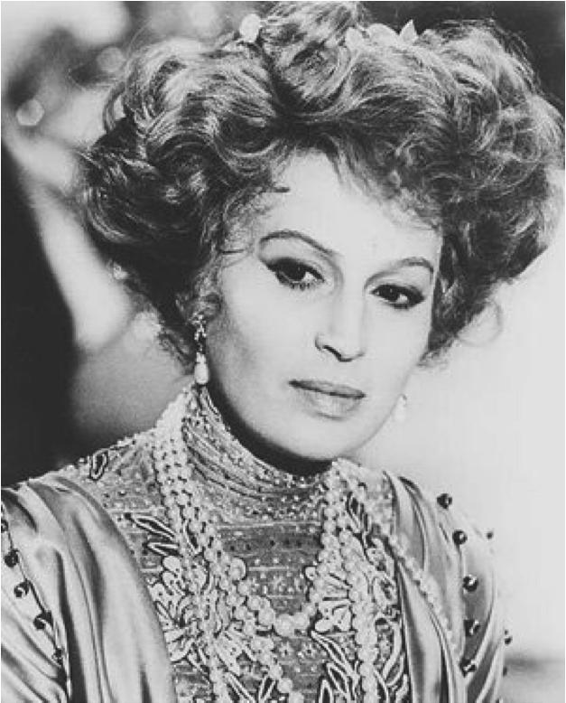 "Film ""Mort à Venise"" de Luchino Visconti"
