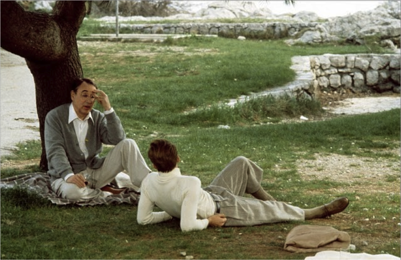 Les Lunettes d'or (titre original : Gli occhiali d'oro) est un film italien réalisé par Giuliano Montaldo