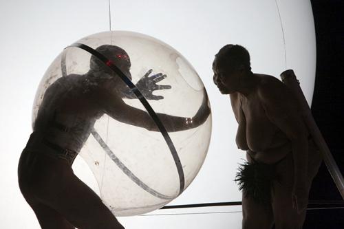 Steven Cohen au Grahamstown Festival 2012