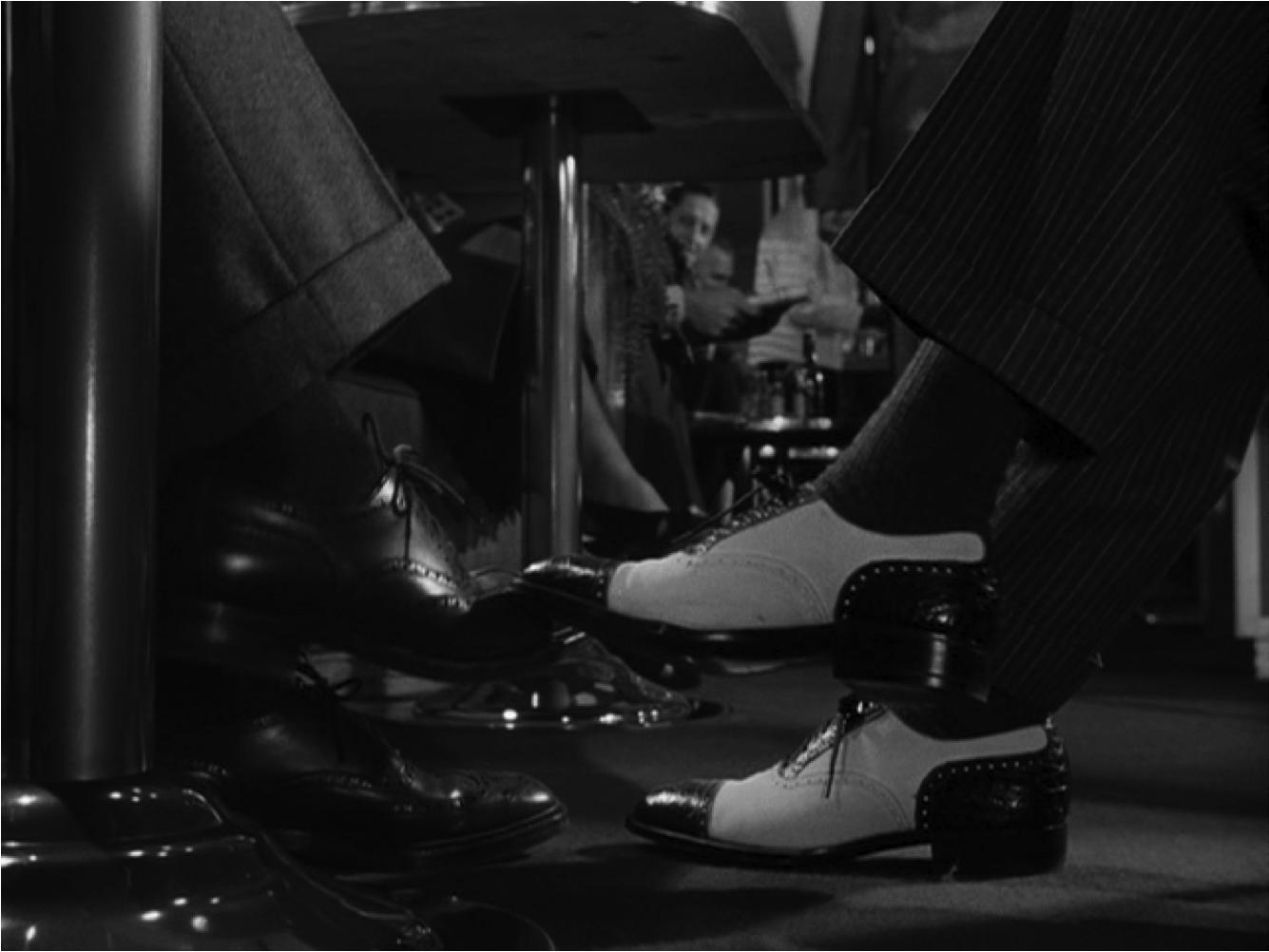 "Film ""L'Inconnu du Nord-Express"" d'Alfred Hitchcock"