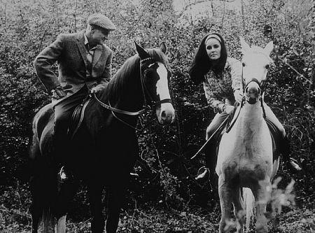 "Film ""Reflet dans un oeil d'or"" de John Huston"
