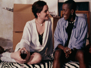 "Film ""The Watermelon Woman"" de Cheryl Dunye"