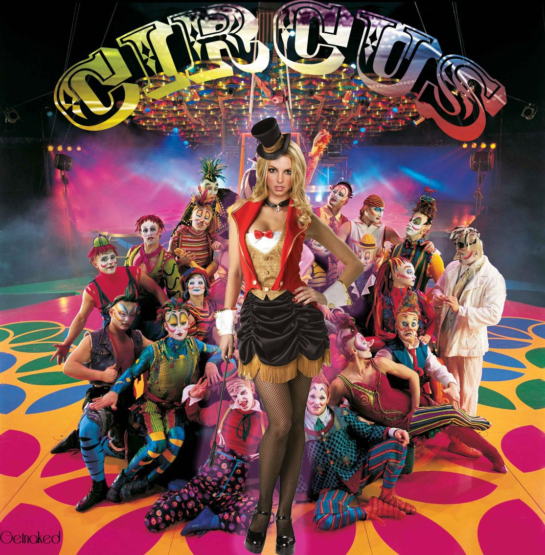 Album Circus de Britney Spears