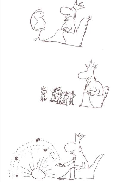 """""""Livre blanc"""" de Copi"""