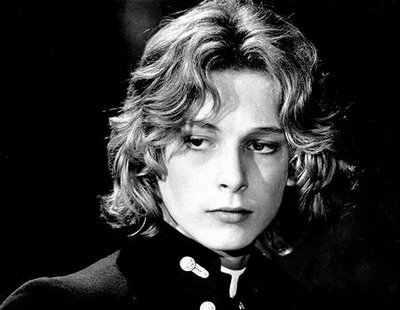 "Tadzio dans le film ""Mort à Venise"" de Luchino Visconti"