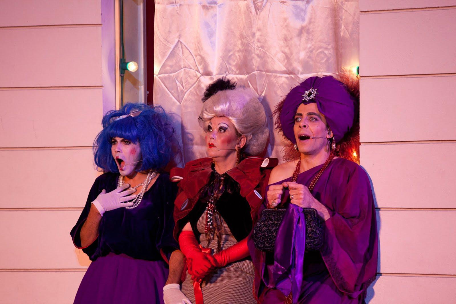 Comédie musicale Les Divas de l'obscur de Stéphane Druet