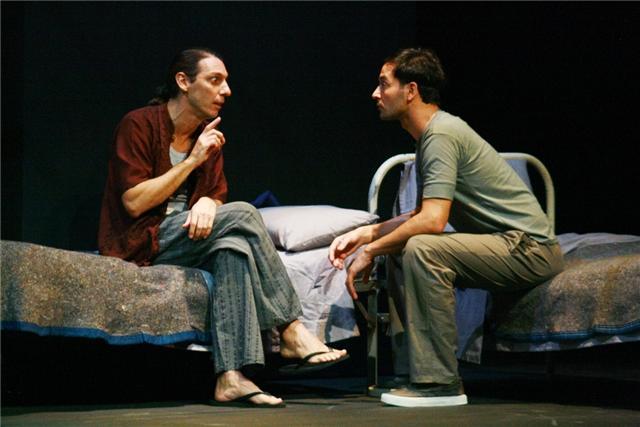 El Beso de la Mujer-Araña (1976) de Manuel Puig (mise en scène de Rubén Schumacher en 2009 à Buenos Aires)