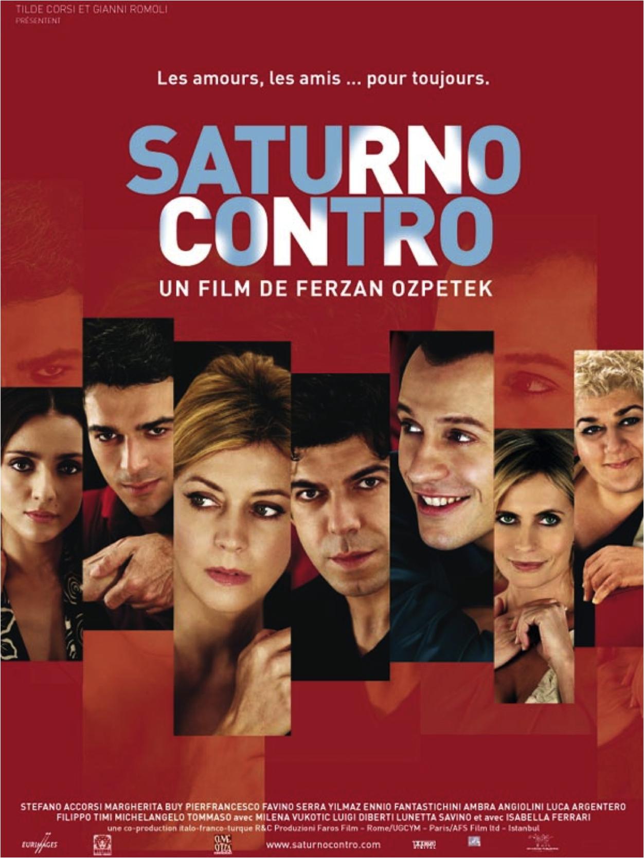 """Film """"Saturno Contro"""" de Ferzan Ozpetek"""