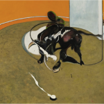 Tableau Study For Bullfight n°1 de Francis Bacon