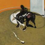 Tableau Study For Bullfight n°1 de Francis Bacon
