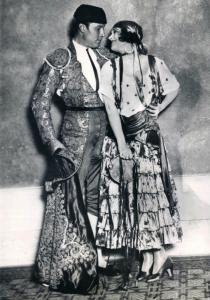 Rudolph Valentino et Pola Negri