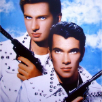 Photo de Pierre et Gilles