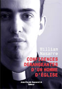 """Autobiographie """"Confidences dérangeantes d'un homme d'Église"""" de William Nasarre"""