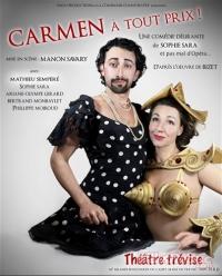 Carmen, encore une figure de sur-féminité machiste...