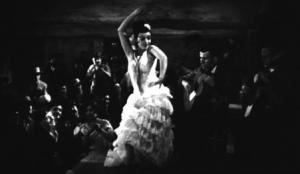 Carmen noir et blanc