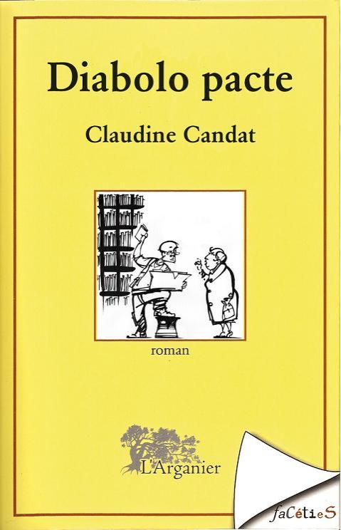DIABLE Claudine Candat Diabolo Pacte