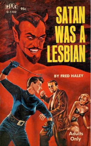 "Film ""Satan Was A Lesbian"" de Fred Haley"
