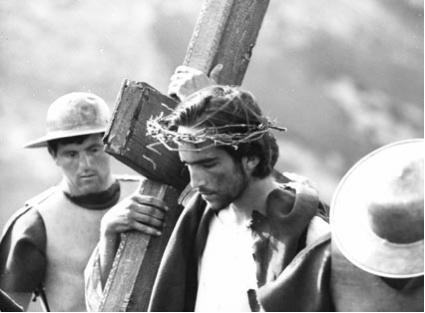 """Film """"Évangile selon saint Matthieu"""" de Pier Paolo Pasolini"""