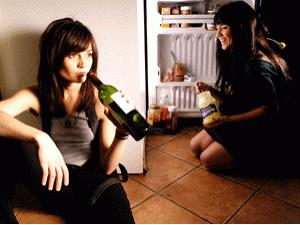 DROGUES 15 Lesbienne alco
