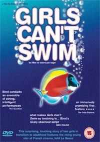 EAU 7 Girls can't swim