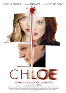 "Film ""Chloé"" d'Atom Egoyan"