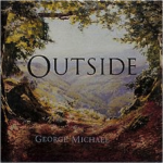 Pochette de la chanson Outside de George Michael