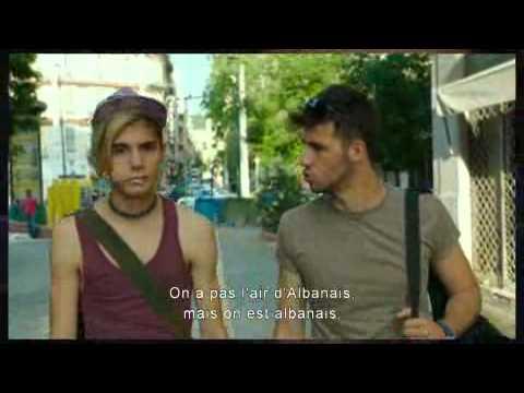 """Dany, déchiré entre l'Albanie et la Grèce, dans le film """"Xenia"""" de Panos H. Koutras"""