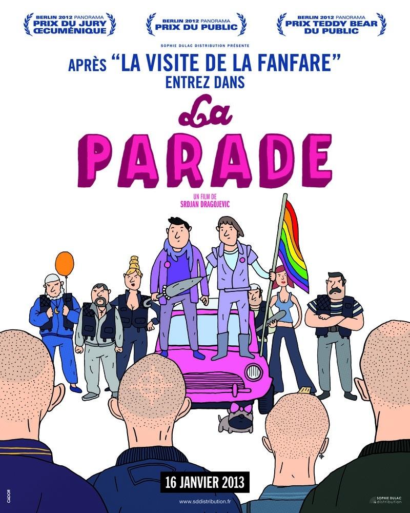 ENTRE La Parade