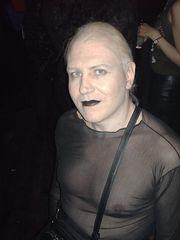 "David Gerard alias ""Red Drag Diva"""