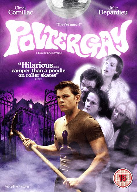 """Film """"Poltergay"""" d'Éric Lavaine"""