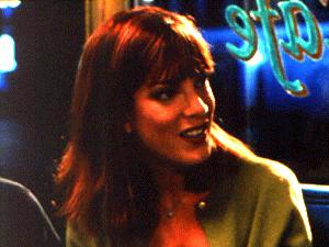 "Tori Spelling dans le film ""Trick"" de Jim Fall"