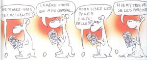 FAUX INTELLECTUELS Libération