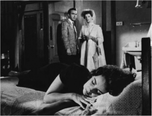 "Film ""Suddenly Last Summer"" de Joseph Mankiewicz"