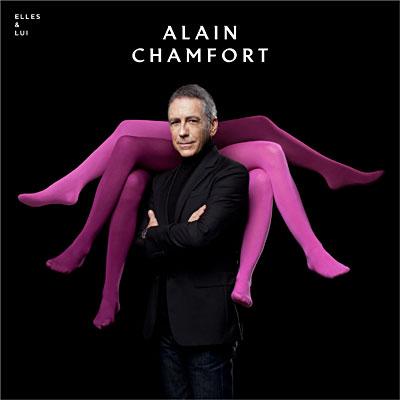 """Album """"Elles et lui"""" d'Alain Chamfort"""