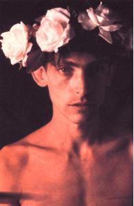 Le chanteur Federico Moura