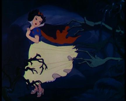 """Film """"Blanche-Neige et les 7 nains"""" de Walt Disney"""
