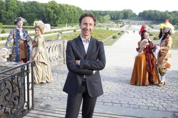 Stéphane Bern à la Cour de Versailles
