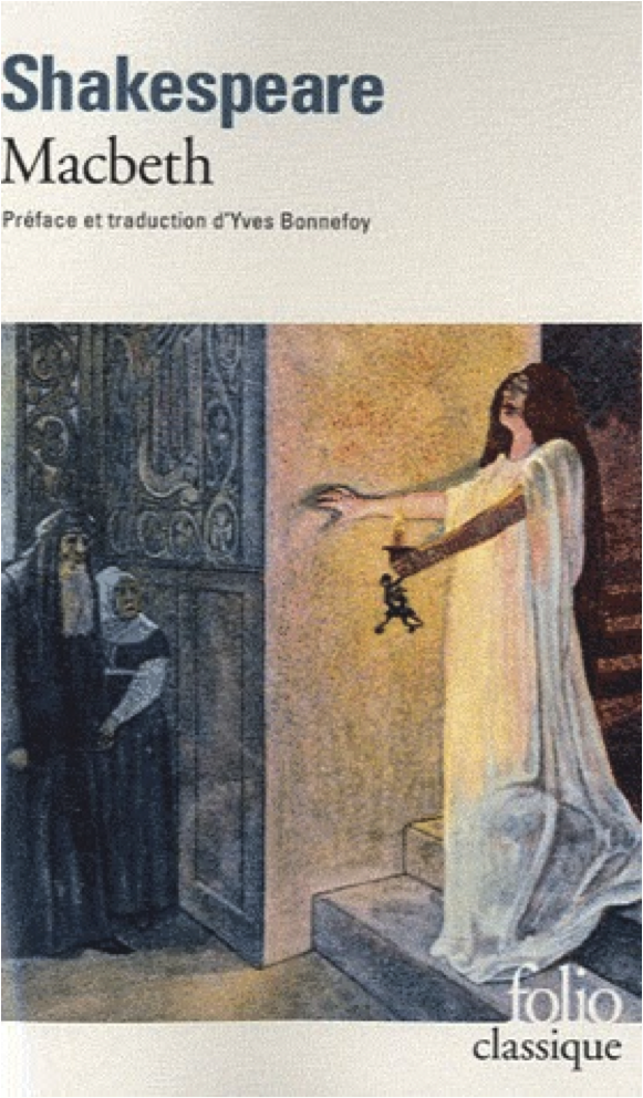 Pièce Macbeth de William Shakespeare