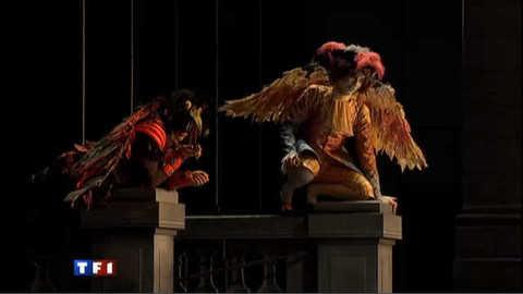 """Pièce """"Les Oiseaux"""" d'Icare"""
